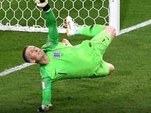"""Thủ môn Pickford """"nổ"""" vang trời sau khi đưa Anh vào tứ kết"""