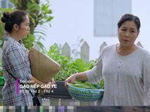 'Gạo nếp gạo tẻ' tập 27: Khán giả phẫn nộ khi mẹ đẻ từ mặt con gái chỉ vì 'con ghét, con yêu'