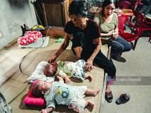 """Mẹ hiếm muộn mong con 10 năm, sinh đôi rồi vẫn thẫn thờ vỗ bụng: """"Đã đẻ đâu"""""""