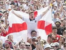 Sau khi thở phào, người Anh lại mơ vô địch