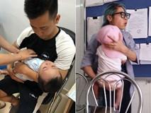 Trung tâm bảo trợ xã hội Hà Nội bàn giao Bella và con trai về địa phương
