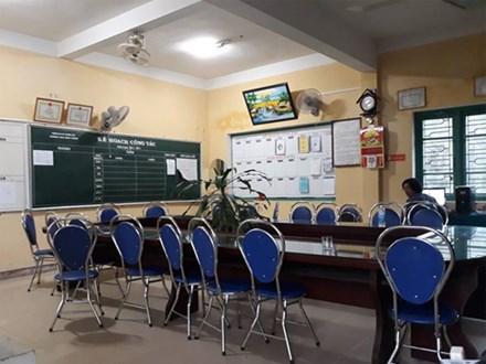 Tạo điều kiện cho cô giáo bị cưỡng hiếp chuyển công tác