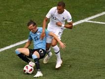 Uruguay 0-2 Pháp: Phá dớp trước Uruguay, Pháp tiến vào bán kết