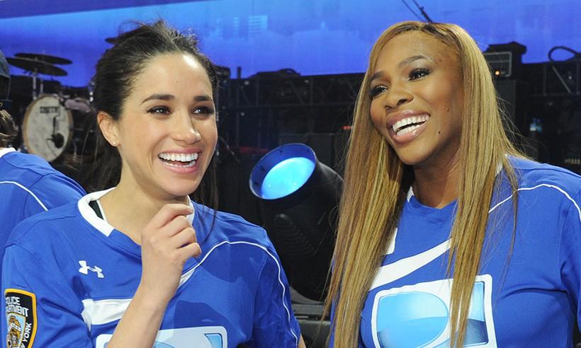 Điều ít biết về cô bạn thân như hình với bóng của Meghan và Serena Williams-1