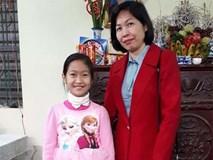 Mẹ của cô bé 12 tuổi hiến giác mạc khi qua đời: