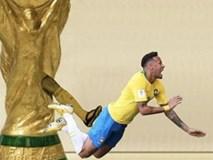 Neymar trở thành chủ đề