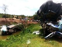 Tai nạn kinh hoàng ở Bình Dương, 3 người tử vong