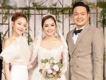 Bình thường xinh đẹp là thế nhưng khi đứng cạnh em dâu, ca sĩ Minh Hằng cũng phải 'nể' vài phần