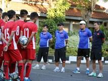 Đội chủ nhà làm khó U19 Việt Nam trước trận đấu quyết định