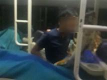 Cô gái bị ám ảnh vì cánh tay thò tìm khóa quần trong đêm trên chuyến xe