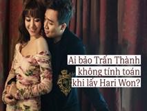 Trấn Thành khôn nhất showbiz Việt!