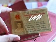 Giấy CMND 'siêu lạ lùng' của bà cụ U85 ở Thái Nguyên gây sốt MXH
