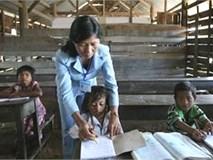 Lương giáo viên đang ở mức cao nhất trong khối hành chính sự nghiệp