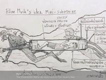 Elon Musk đăng ảnh giải cứu ở Thái Lan và tàu ngầm 'lợn hoang'