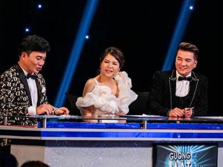 Diễn viên Kim Oanh bị chỉ trích nặng nề khi ngồi giám khảo cùng Quang Linh, Đàm Vĩnh Hưng