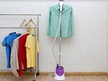 4 sai lầm khi sử dụng bàn ủi hơi nước
