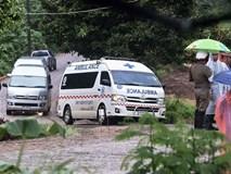 Thêm hai người của đội bóng Thái được cứu khỏi hang