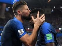 Niềm vui vỡ òa, Pháp đả bại Bỉ để có lần thứ 3 vào chung kết World Cup