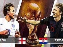 Nhận định bóng đá Anh vs Croatia, 01h00 ngày 12/7: Tiếng gầm sư tử