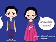 NEWSKY - địa chỉ học tiếng Hàn ở TP.HCM