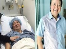 NSƯT Bảo Quốc sụt hơn 10 cân sau ca phẫu thuật cắt bỏ khối u gan tại Mỹ