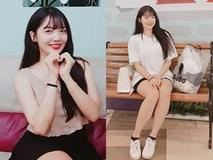 Em gái Hari Won gây bất ngờ khi ngày càng mảnh mai và xinh đẹp