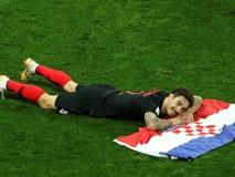Hãy ngả mũ thán phục đội tuyển Croatia! Góp mặt ở chung kết World Cup 2018 sau 3 trận liên tiếp phải đấu thêm hiệp phụ
