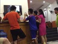 Cả gia đình 14 người bị đuổi khỏi khách sạn trong đêm ở Sầm Sơn vì...