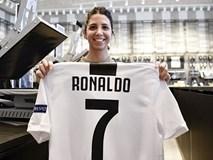 Cứ mỗi phút Juventus lại bán được một chiếc áo đấu của Ronaldo