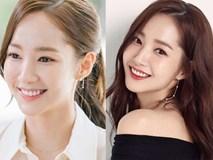 Mê mẩn vẻ đẹp tuyệt sắc của 'thư ký Kim' Park Min Young
