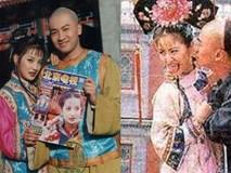 Sau 20 năm, loạt ảnh hậu trường cực hiếm của bộ phim kinh điển Hoàn Châu Cách Cách vẫn khiến khán giả vô cùng thích thú