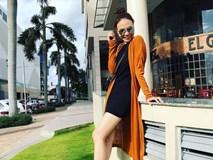 Đàm Thu Trang tự tin khẳng định đang hạnh phúc vì yêu và được yêu