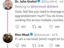Elon Musk: 'Tôi vị kỷ, nhưng ít nhất là một người hữu dụng'