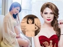 Thanh Thảo khoe hình thuở nhỏ trước khi sinh con gái