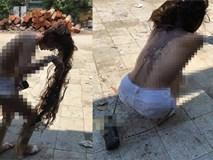 Người dân kể lại giây phút cô gái bị đánh ghen, lột áo đổ mắm tôm ở giữa đường Hà Nội