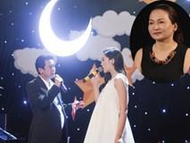Mẹ Kỳ Duyên rưng rưng nước mắt xem con gái hát: 'Luôn cần mẹ cha bên cạnh'