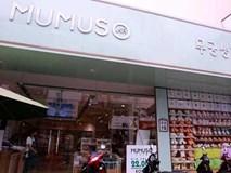99% hàng Tàu: Mumuso rao hàng Hàn Quốc bán cho dân Việt
