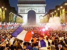 Pháp tăng cường an ninh nhân Quốc khánh và chung kết World Cup 2018