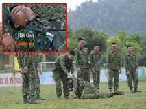 Sau màn bình luận bóng đá cực hài, 'Mr Cần Trô' Xuân Nghị lăn đùng bất tỉnh nhân sự trong quân ngũ
