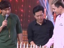 Trịnh Thăng Bình bị Trấn Thành, Trường Giang 'chặt chém' đến méo mặt