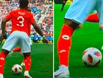 Trào lưu mang tất rách ở World Cup lan sang tuyển Anh, nhưng không hiệu quả