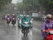 Dự báo thời tiết 15/7: Hà Nội còn mưa to 2 ngày tới
