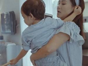 Quá bất ngờ khi con trai Thu Minh xuất hiện trong MV của mẹ, nhiều góc cận mặt rất đáng yêu