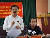 Người nhờ nâng điểm cho thí sinh ở Hà Giang có bị xử lý?