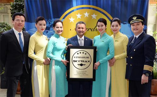 Vietnam Airlines 'nhắm đích' 5 sao-2