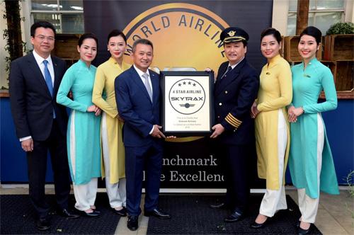 Vietnam Airlines 'nhắm đích' 5 sao-4