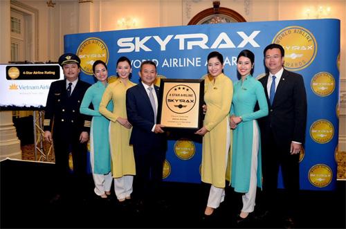 Vietnam Airlines 'nhắm đích' 5 sao-1