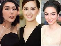 3 nàng Hoa hậu thường xuyên mắc lỗi kẻ lông mày, khiến cho nhan sắc giảm hẳn 1 nửa