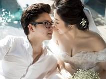 Trước ngày cưới 2 ngày, Á hậu Tú Anh khoe loạt ảnh cưới sang chảnh ngoài biển