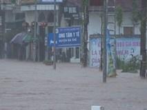 Video: Nước lũ cô lập hoàn toàn nhiều xã ở Ba Chẽ Quảng Ninh